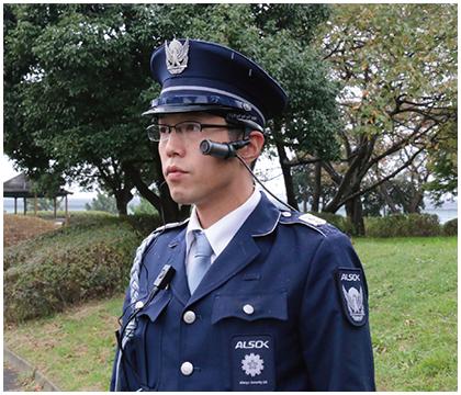 総務省|平成28年版 情報通信白書|警備におけるICT活用とボランティア連携
