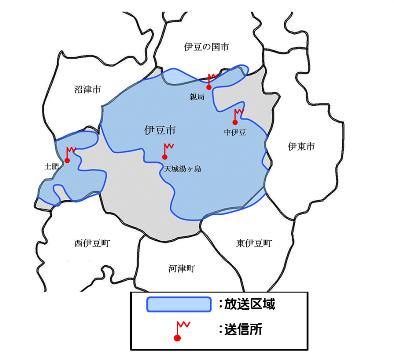 中伊豆地蔵堂テレビ中継局 - Jap...