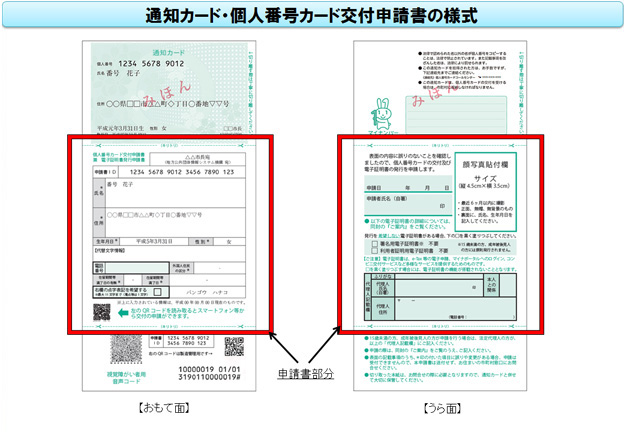 マイ ナンバーカード 交付 申請 書 マイナンバーカード交付申請 – マイナンバーカード総合サイト