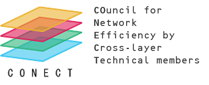 COuncil for Network Efficiency by Cross-layer Technical members