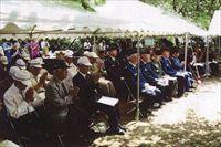 静岡空襲犠牲者日米合同慰霊祭
