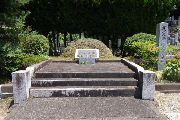 戦災者慰霊墓地
